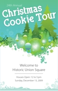2009 Cookie Tour Program
